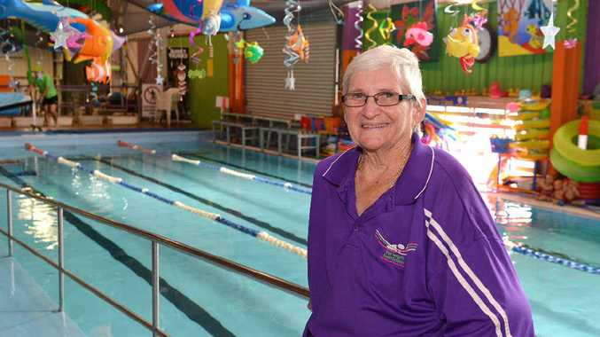 Pat Wright of Pat Wright Swim School has been recognised for her outstanding contribution to Australian swimming as judged by her peers.