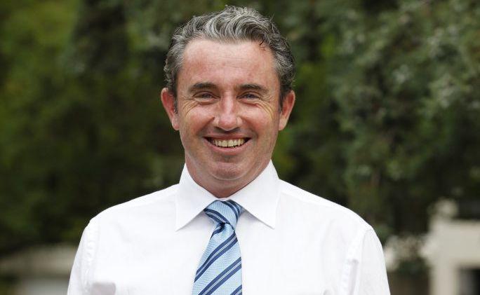 Page MP Kevin Hogan.