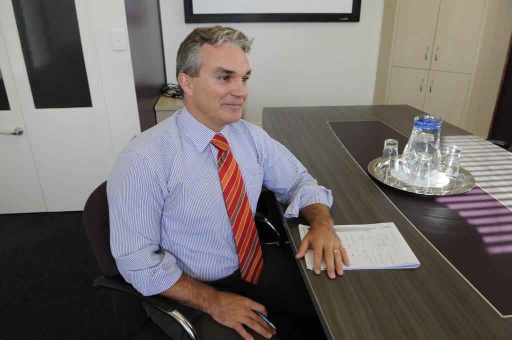 Dornbusch Partners client services advisor Michael Doherty.