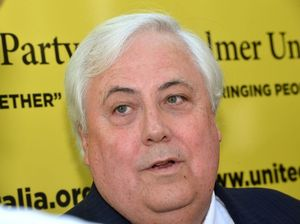 Clive Palmer targets Rudd in FOI claim on documents leak