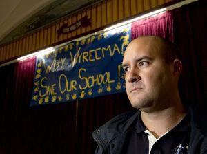 Save Wyreema School meeting