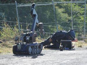 Police detonate suspicious device in Ipswich
