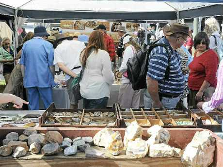 Gemfest is coming to Toowoomba this weekend.