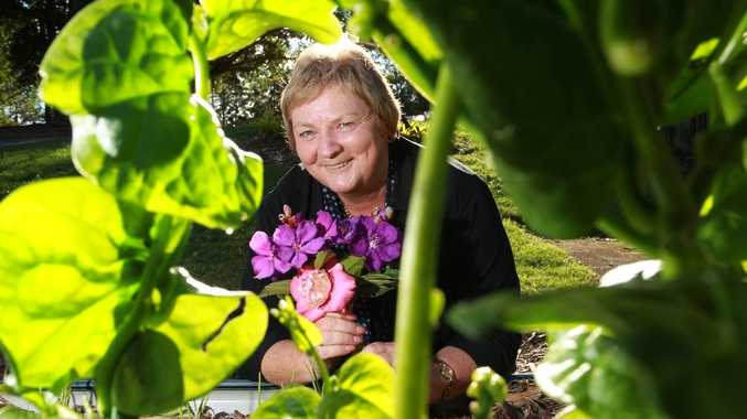 Event manager for the Queensland Garden Expo, Marion Beazley, has been hard at work planning this June's event.