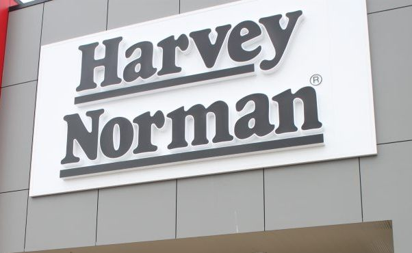Harvey Norman's Everton Park store was the centre of a shooting overnight.