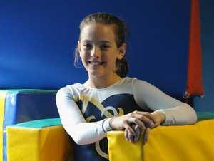 Wide Bay Gymnastics Club - level 6 regional champion - Samantha Jankovic.