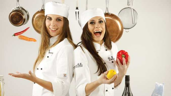My Kitchen Rules 2012 winners Sammy and Bella will be on the Sunshine Coast for the Gourmet Garden Blog Off Cook Off Challenge.