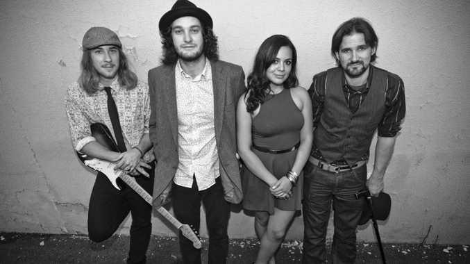 Soul music band Blue Eyes Cry will be playing a 'homecoming' gig at Woolgoolga's Seaview Tavern on Friday, May 31.