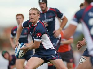 Former league junior Hegarty to kick off Super Rugby career