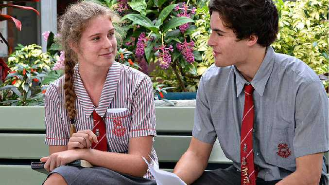 Whitsunday Anglican School's Stephanie Malone and Matt Steggles discuss the smoking debate.
