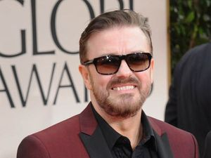 Ricky Gervais fans think his Twitter is fake