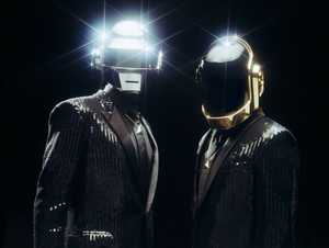 Daft Punk for No.1 anyone?