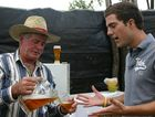 Host David Ruhle from Boundary Farm shares his homebrew with Sam Hunt from Kent, England.