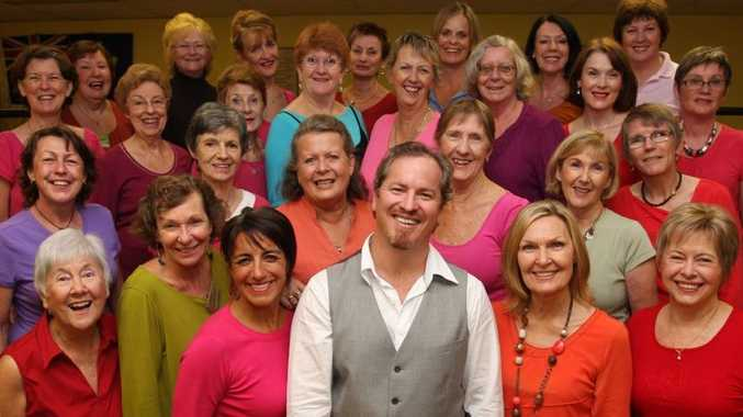 The Hot Ginger Chorus has a new musical director, Kim Kirkman, formally of the Ten Tenors. Hot Ginger Chorus is also seeking new members.