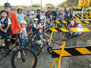 Residents and cyclists facing an uphill battle