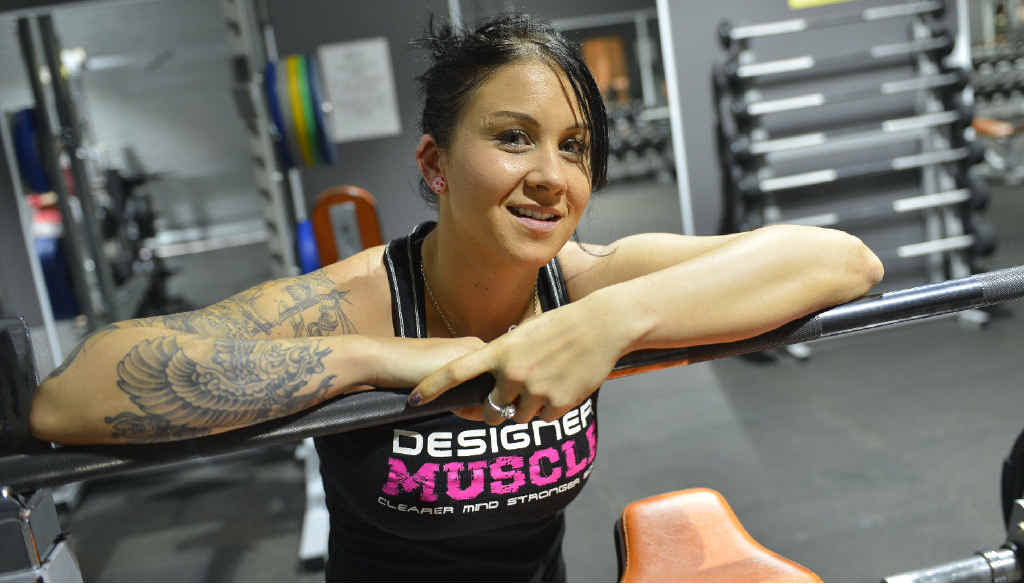 Hub Fitness personal trainer Jesse Taylor, 26, is this week's Girl Friday.