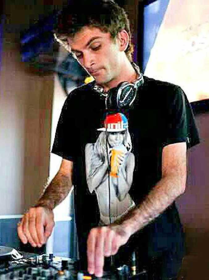 William Kroger, aka DJ DeafWil, will mix music at the Wharf Tavern tonight.
