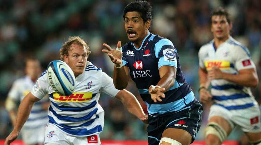 Will Skelton of the Waratahs. (Photo by Cameron Spencer/Getty Images)