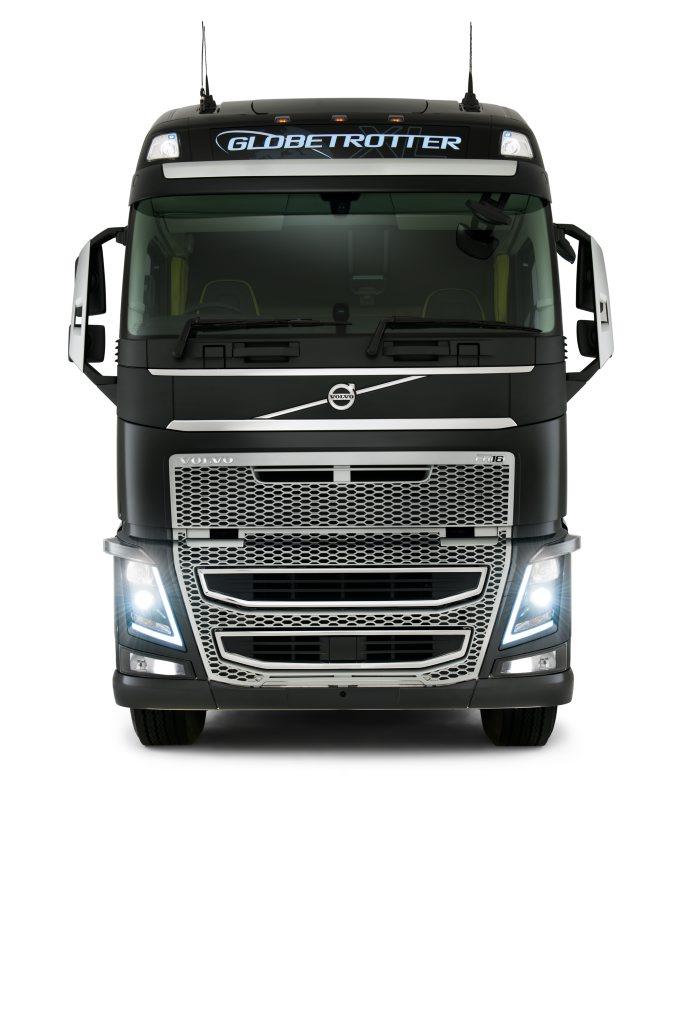 Volvo's new FH model.