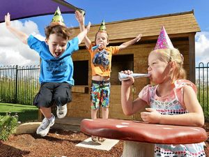 Kindy celebrates 50 big years