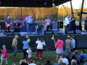 Rise and Shine concert a welcome relief for families