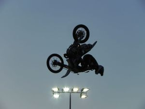 Nitro Circus program starting earlier when it comes to Rocky