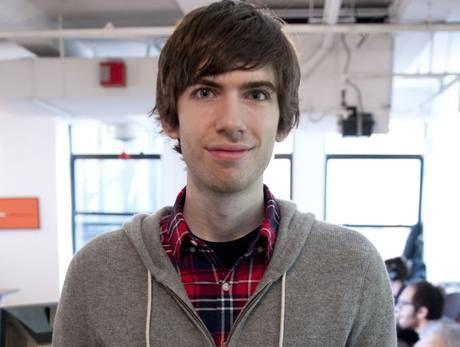 Tumblr founder David Karp