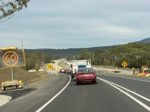 Changed lanes on highway upgrade a step forward
