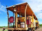 BINGERA MILL: Cane locomotive at Bingera Mill. Photo: Max Fleet / NewsMail