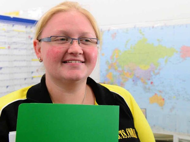 Rockhampton's Jeniffer Deasy, director of North Australia Career and Training Services, is ready to tackle her next overseas adventure.