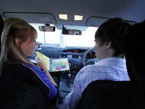 Ipswich learner driver nightmares
