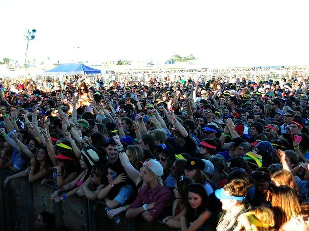 River Sessions is set to offer something for all different tastes of music. To be held at The Mackay Showgrounds.