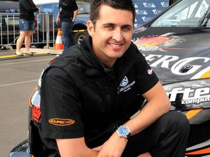 Coulthard cleared to celebrate V8 Supercar win at Austin