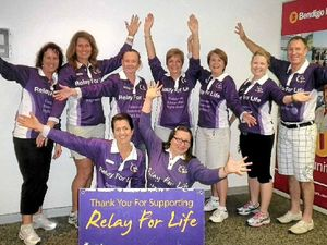 Teams rallying for a record Relay for Life fundraiser