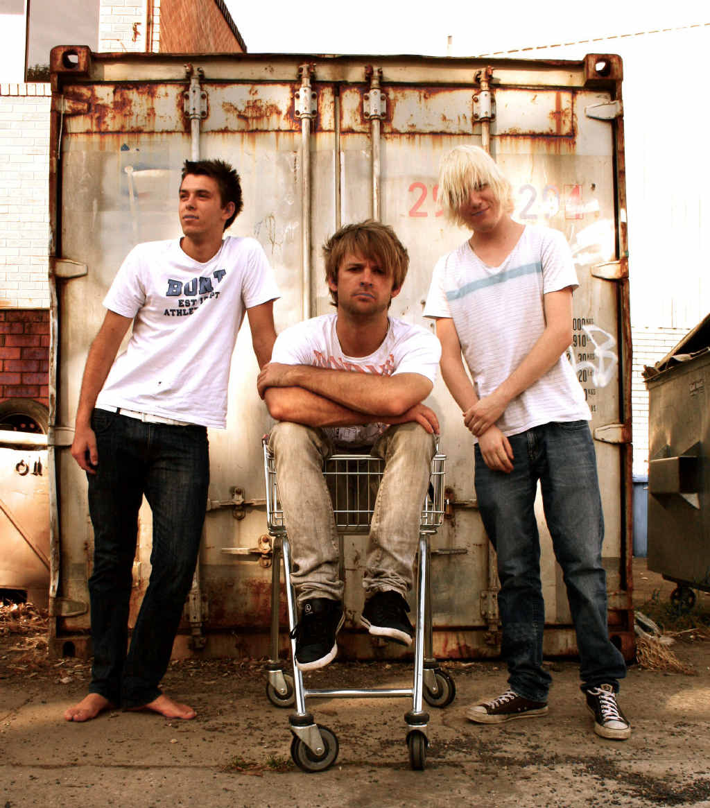 Local band The Watched are having a single release at the Coffs Hotel on Friday night.