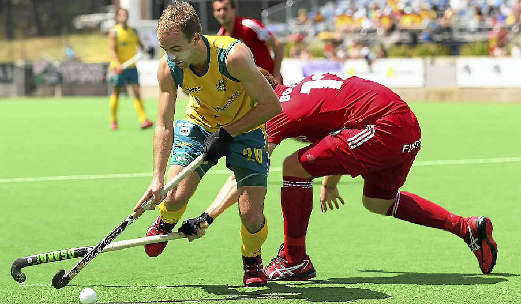 Mackay's Australian rep Matthew Swann helped his Dutch team Bloemendaal win Europe's toughest hockey championships and will be back home in June.