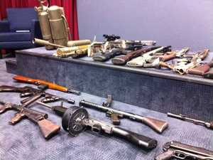 Toowoomba slow to lay down guns under amnesty