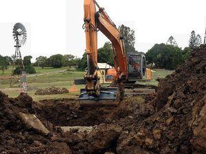 Repair work to begin at Lake Alford