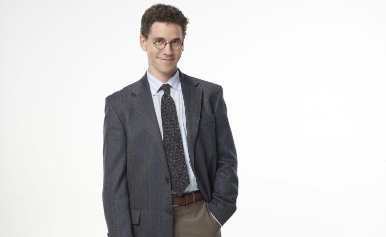 Brian Dietzen stars as Jimmy Palmer in NCIS.