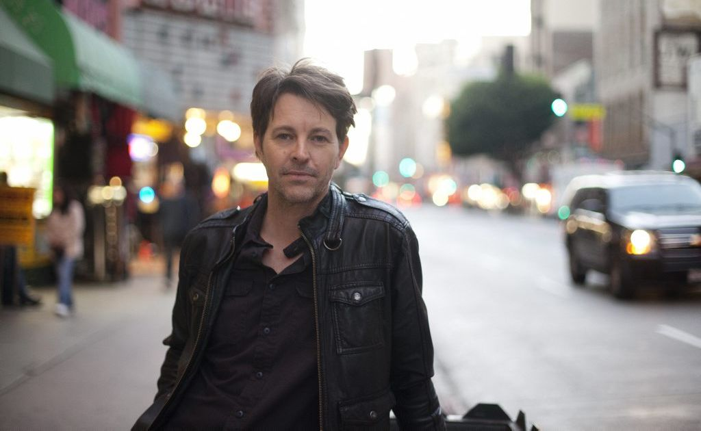Bernard Fanning will play The Empire Theatre on July 16, while his new album Departures is out June 7.