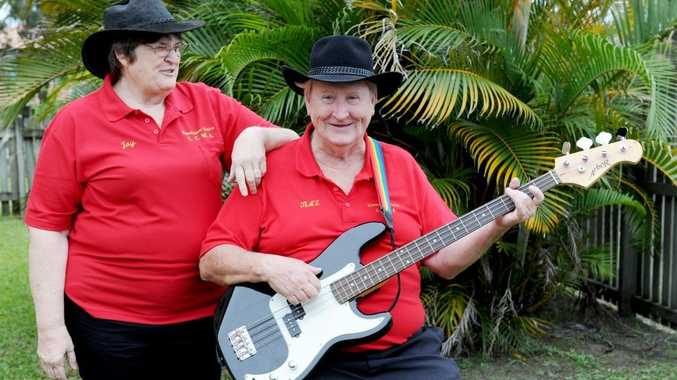 Founders of the Sunshine State Classic Country Music Association Baz and Joy Short are all set for Maryborough's Classic Country Music Stampede.