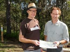 Trail network unveiled to boost Gympie's attractions