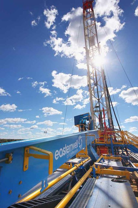 Easternwell has secured a new $30 million contract with Santos.