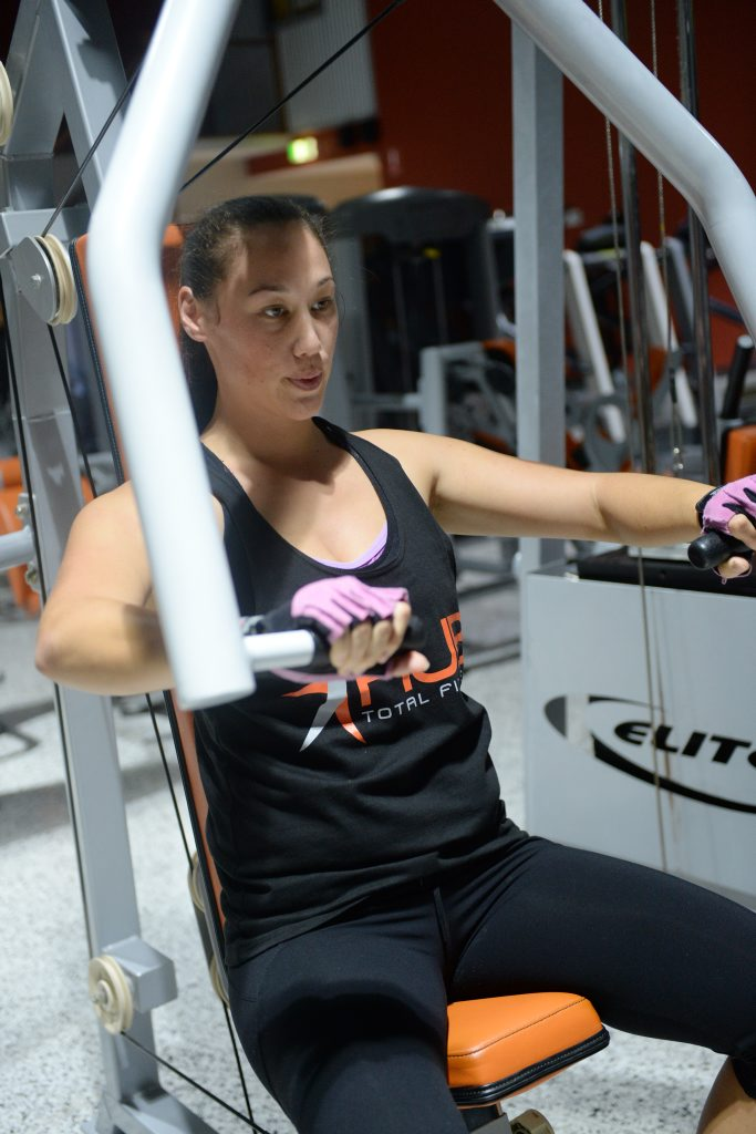 Allana Kneas is a big believer in the health and lifestyle benefits of fitness.