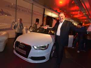 Sunshine Coast Audi Centre launches new A3 Sportback