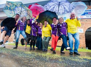 A change of venue but Relay For Life remains