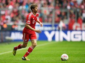 Bayern striker Mueller ready to subdue Borussia Dortmund