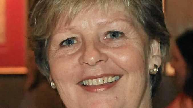 Former mayor Julie Boyd.