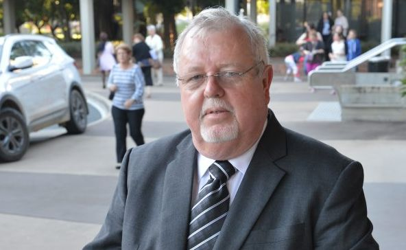Senate hopeful Barry O'Sullivan.