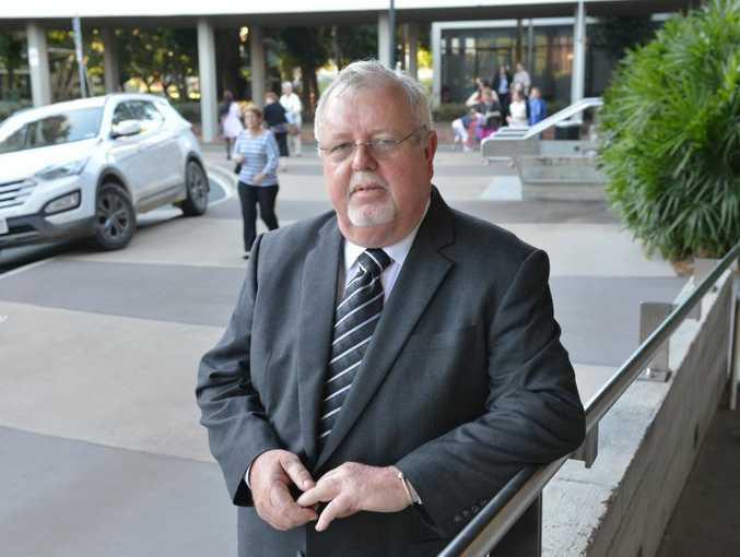 Senate-elect Barry O'Sullivan
